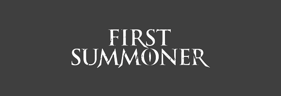 First Summoner<br/>Challenge the darkness! Real-Time strategic RPG, First Summoner.